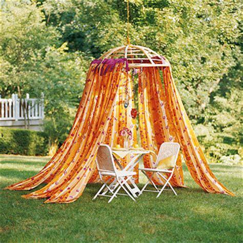 papasan chair outdoor tent