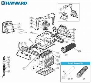 Hayward Tigershark Parts