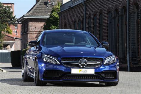 Schmidt Wants To Tune Your Mercedesamg C63 Coupe Carscoops