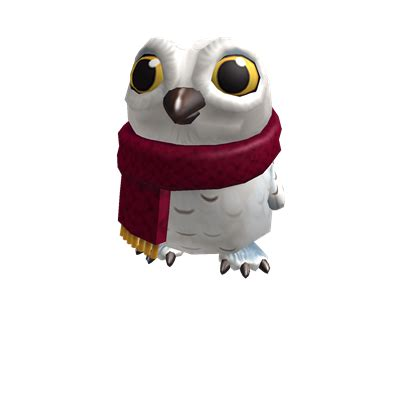 festive shoulder owl roblox wikia fandom powered  wikia