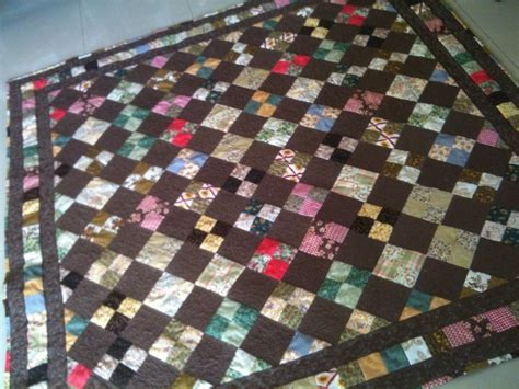 4 patch quilt patterns chocolate box four patch susies scraps