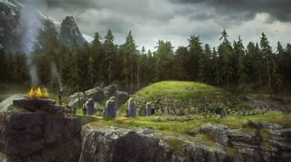 Prehistoric Background Primal Cry Far
