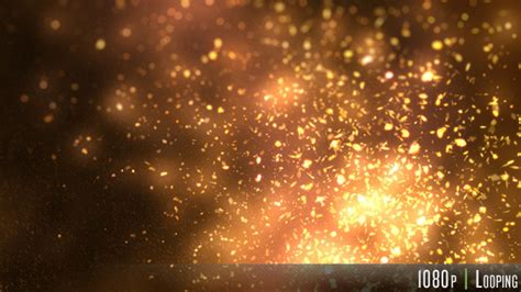 glowing fire embers backdrop  butlerm videohive