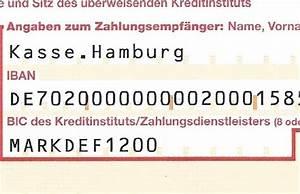 Iban Nr Berechnen : blz und konto nr behalten statt mit bic und iban ~ Themetempest.com Abrechnung