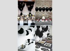 Black And Party Gift White Ideas 0