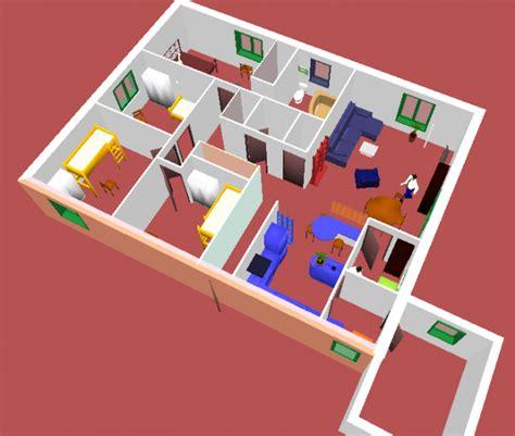 plan maison à étage 3 chambres sweethome3d documentation ubuntu francophone