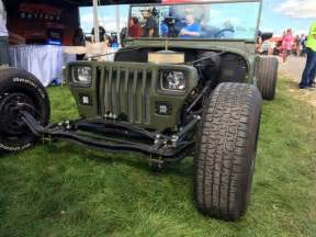 One Of A Kind Jeep Wrangler Hotrod For Sale  Photos  Technical Specifications  Description