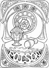 Poison Lineart Deviantart Coloring Visitar sketch template