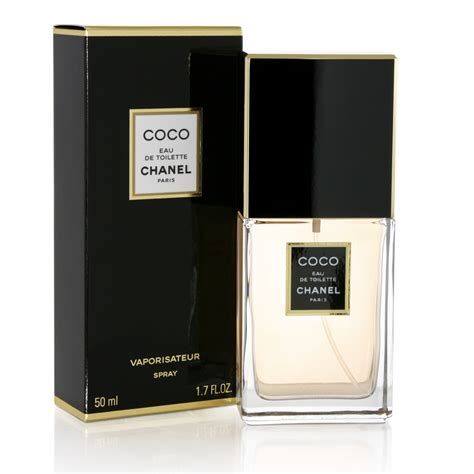 chanel coco eau de toilette 50ml s of kensington