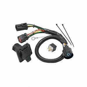 Replacement O E M  Tow Package Wiring Harness For Ford F
