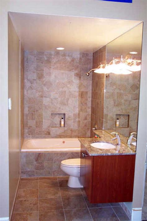 Determine A Suitable Small Bathroom Ideas  Actual Home