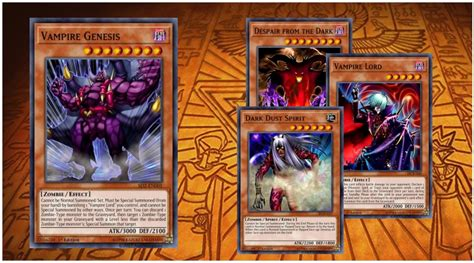 deck zombie madness structure ygoprodeck decks casual fun