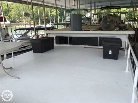 Boats For Sale In Seneca Sc by 1976 Stardust Cruiser 50 Houseboat For Sale In Seneca Sc