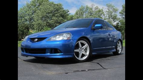 acura rsx type  lowered  speed manual sold youtube