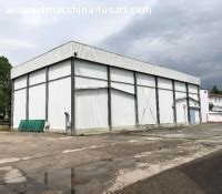vendo struttura in ferro per capannone capannone in acciaio usato annuncimacchinariusati