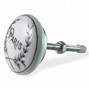 Bouton De Meuble Vintage : bouton de meuble paris vintage ~ Melissatoandfro.com Idées de Décoration
