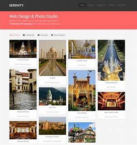 36 Bootstrap Gallery Themes Templates Free Premium