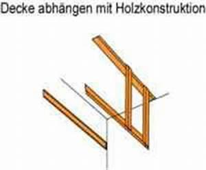 Decke Abhängen System : decke abh ngen anleitung system kosten decken abh nger ~ Orissabook.com Haus und Dekorationen