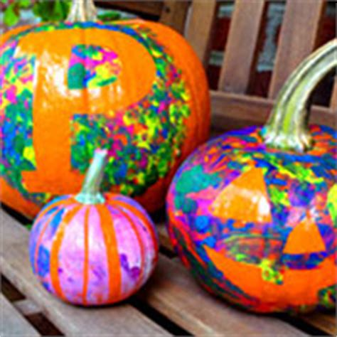 weekly crafty pumpkins paint pantyhose young house love