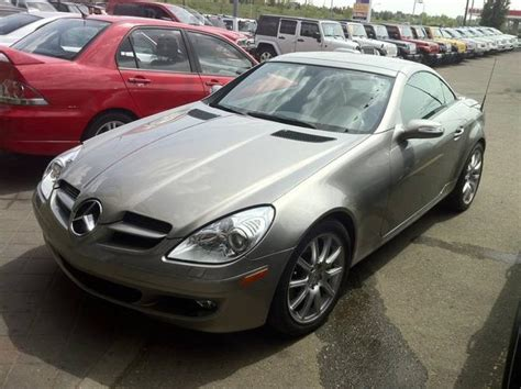 Shop millions of cars from over 21,000 dealers and find the perfect car. 2007 Mercedes-Benz SLK 350 Convertible Retrackable Hardtop for sale in Edmonton, Alberta | All ...