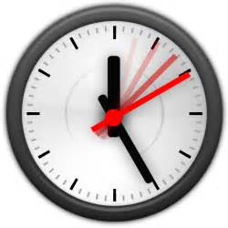 Ticking Clock Animated Clip Art