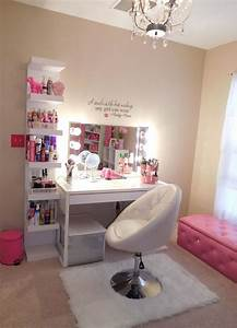 20, Beautiful, Makeup, Room, Ideas, To, Brighten, Your, Morning, Routine