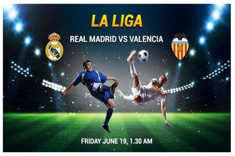 Real Madrid vs Valencia Head to Head : Real Madrid vs ...