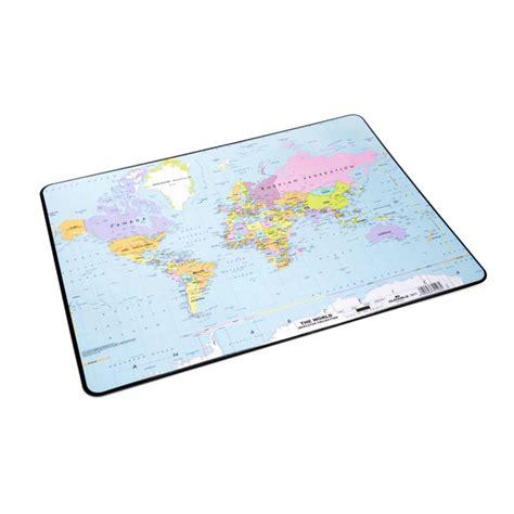 sous mappemonde bureau durable sous mappemonde 53 x 40 cm 7211 19 achat