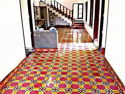 Tiles Athangudi Flooring Chettinad Floor Tile Traditional