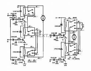 Wiring Diagram For Forward Reverse Dc Motor