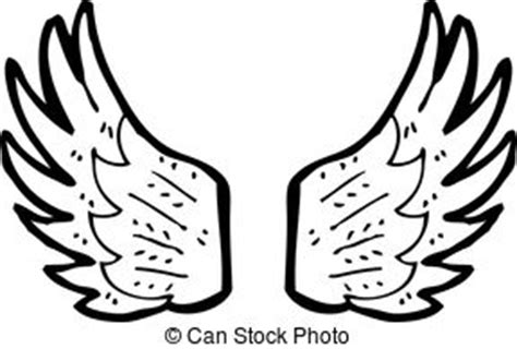 engelsflügel klein acht paare grunge fl 252 geln engelchen
