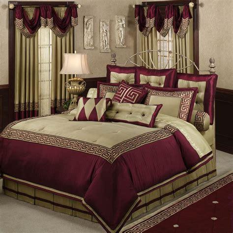 home apollo comforter set wine almond beautiful bed
