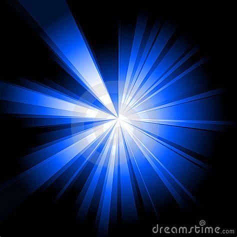 blue burst stock photography image