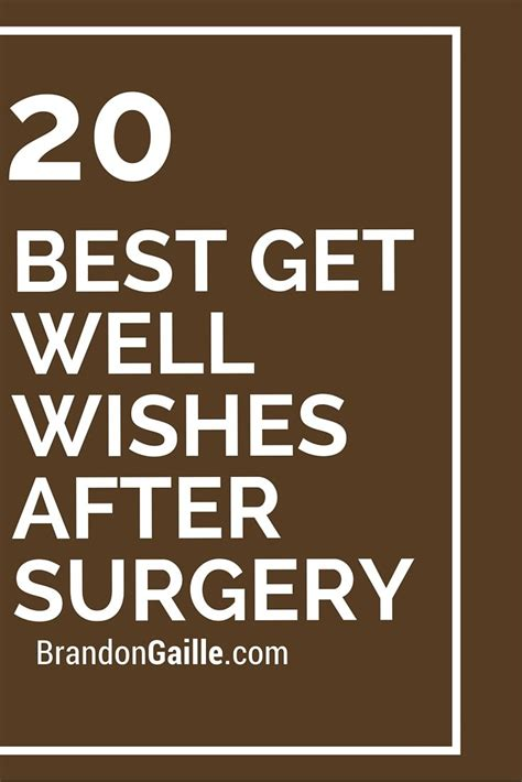 wishes  surgery   wells