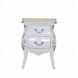 Table De Nuit Baroque : mobilier baroque chevet ~ Teatrodelosmanantiales.com Idées de Décoration