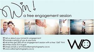 win a free engagement session queenstown wedding With win a free honeymoon
