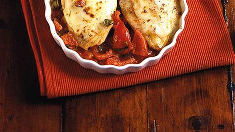 tomaten mozzarella huhn rezept essen und trinken