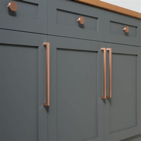 Kitchen Cabinet Pulls Copper by Edgecliff Pull Satin Copper Cozinha Kitchen Cupboard