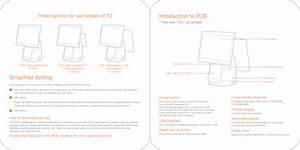 Sunmi Technology T2 Pos System User Manual Um V1