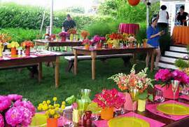 Garden Party Decoration Ideas by Decorations For A House Party In Your Apartment