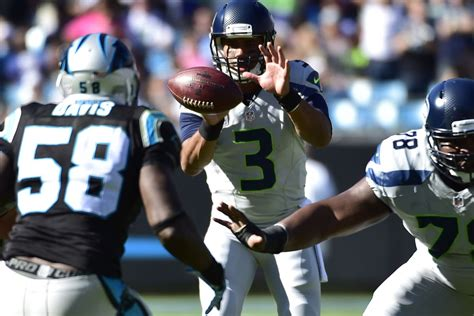 seahawks panthers playoffs preview    stats