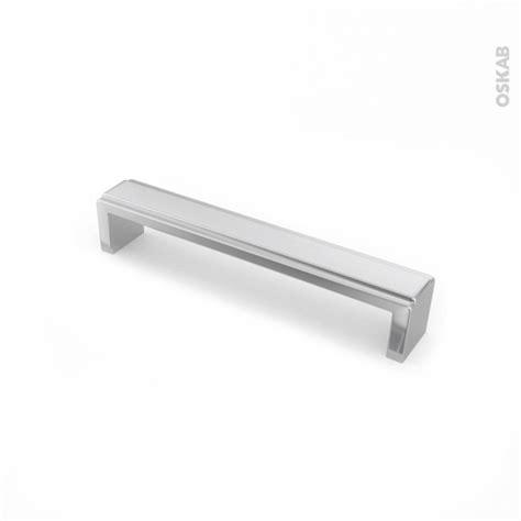 poign 233 e de meuble de cuisine n 176 5 inox bross 233 16 8 cm entraxe 160 mm sokleo oskab
