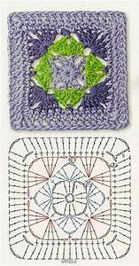 Diamond Square Crochet Pattern  U22c6 Crochet Kingdom