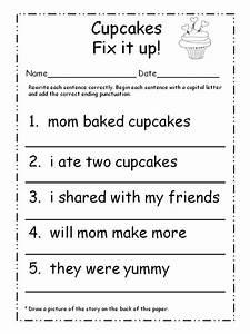 Capita Letter Worksheets Printable