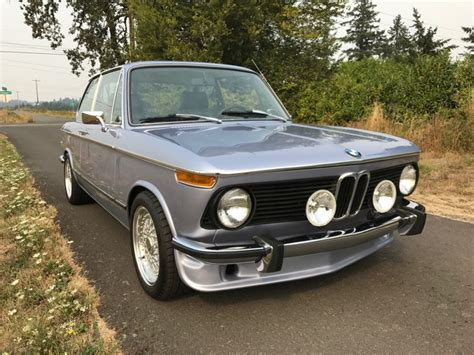 1975 Bmw 2002 5 Speed For Sale On Bat Auctions Sold For