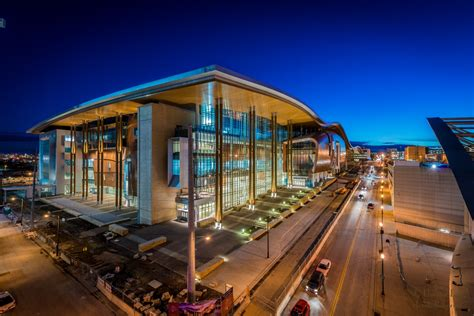 concrete convention center
