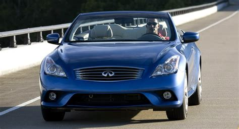 2011 Infiniti G37 Coupe & Convertible With Reworked Snout