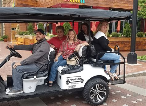 Are Golf Cart Taxis Going To Be A New Trend?