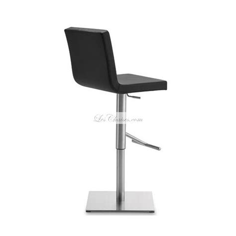 tabouret de bar pied carre tabouret bar design afro par domitalia