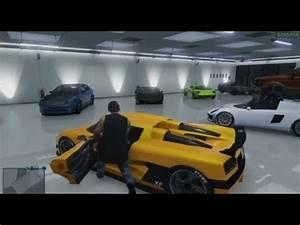 Garage Für 4 Autos : grand theft auto v michael 39 s full custom 4 car garage 500k youtube ~ Bigdaddyawards.com Haus und Dekorationen